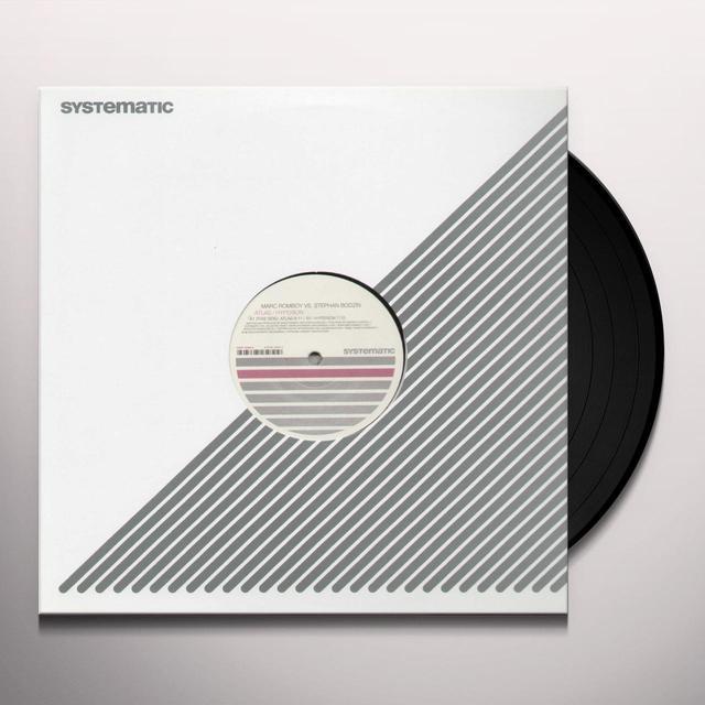 Romboy,Marc Vs Bodzin,Stephan ATLAS / HYPERION (EP) Vinyl Record
