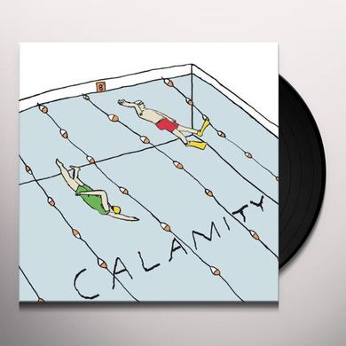 The Curtains CALAMITY Vinyl Record