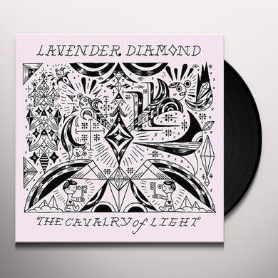 Lavender Diamond CAVALRY OF LIGHT (EP) Vinyl Record