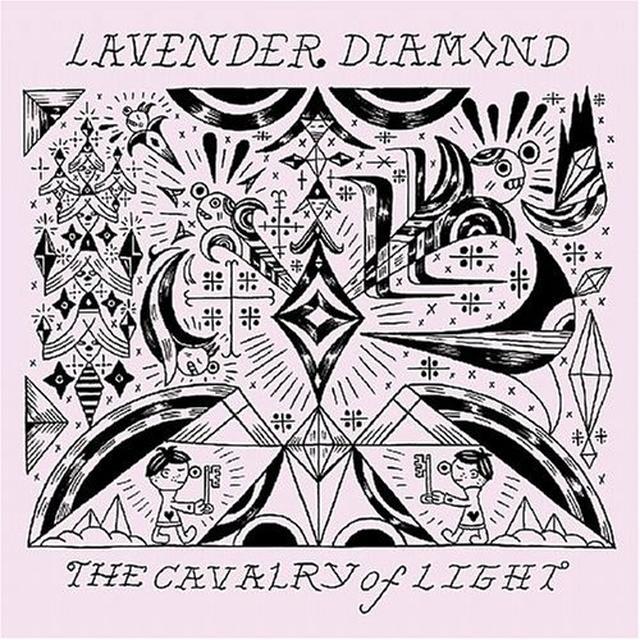 Lavender Diamond CAVALRY OF LIGHT (EP) Vinyl Record
