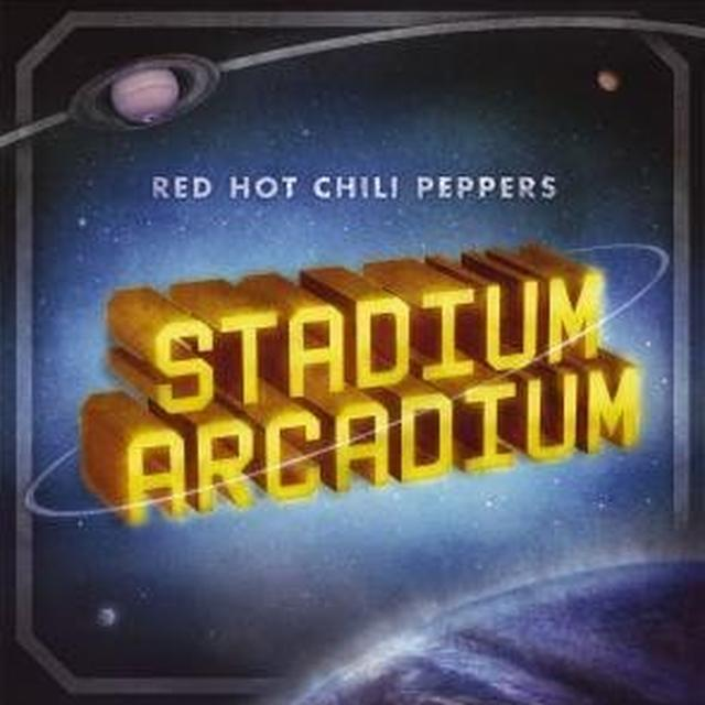 Red Hot Chili Peppers STADIUM ARCADIUM Vinyl Record