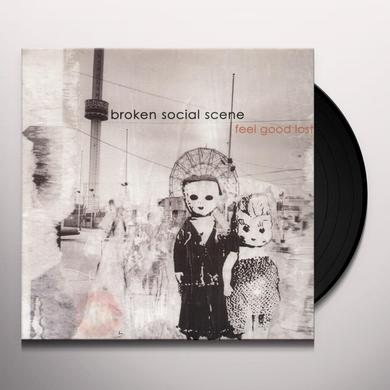 Broken Social Scene FEEL GOOD LOST Vinyl Record