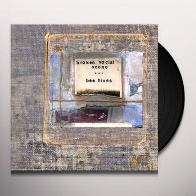 Broken Social Scene BEE HIVES Vinyl Record