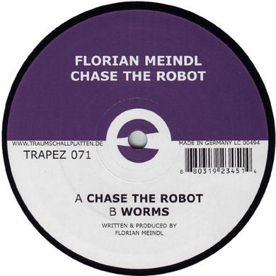 Florian Meindl CHASE THE ROBOT Vinyl Record