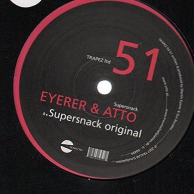 Eyerer & Atto SUPERSNACK Vinyl Record
