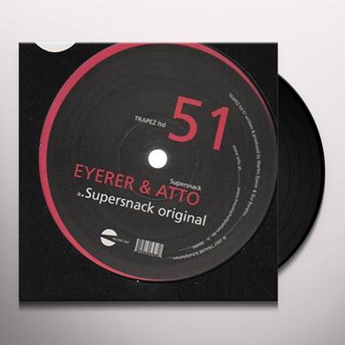 Eyerer & Atto SUPERSNACK Vinyl Record