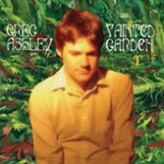 Greg Ashley PAINTED GARDEN Vinyl Record