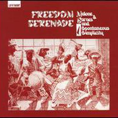 Malone & Barnes & Spontaneous Simplicity FREEDOM SERENADE Vinyl Record