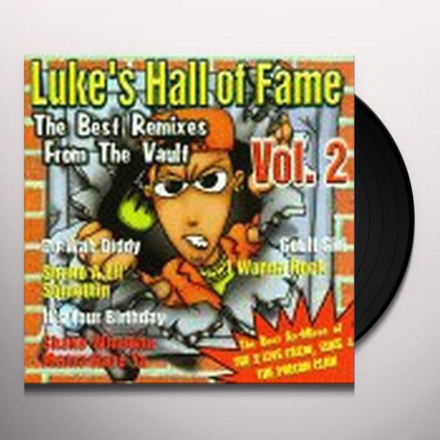 LUKE'S HALL OF FAME 2 / VARIOUS Vinyl Record