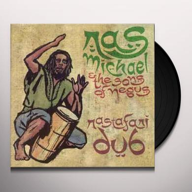 Ras Michael RASTAFARI DUB Vinyl Record