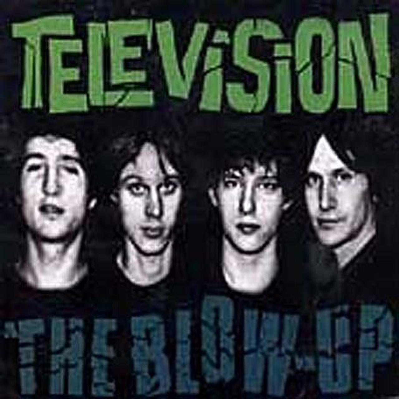 Television Blow Up Vinyl Record