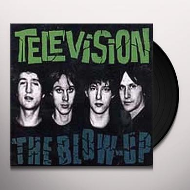 Television BLOW-UP Vinyl Record