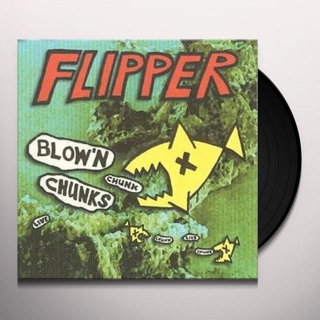 Flipper BLOW N CHUNKS Vinyl Record