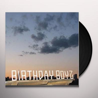 Birthday Boyz BRO CYCLE (Vinyl)