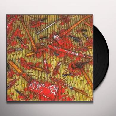 Wasteoid / Black Market Fetus SPLIT Vinyl Record