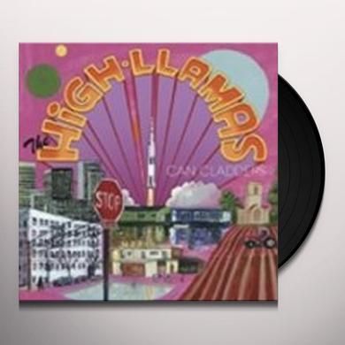 High Llamas CAN CLADDERS Vinyl Record