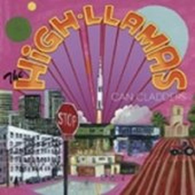 High Llamas CAN CLADDERS Vinyl Record