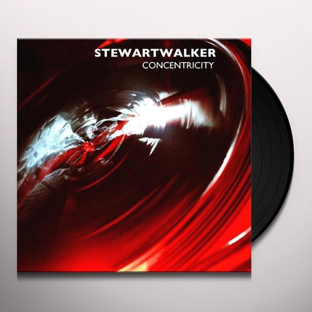 Stewart Walker CONCENTRICITY Vinyl Record
