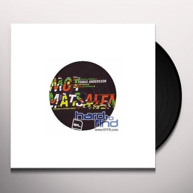Tomas Andersson MOT MATSALEN Vinyl Record