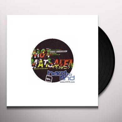 Tomas Andersson MOT MATSALEN (EP) Vinyl Record