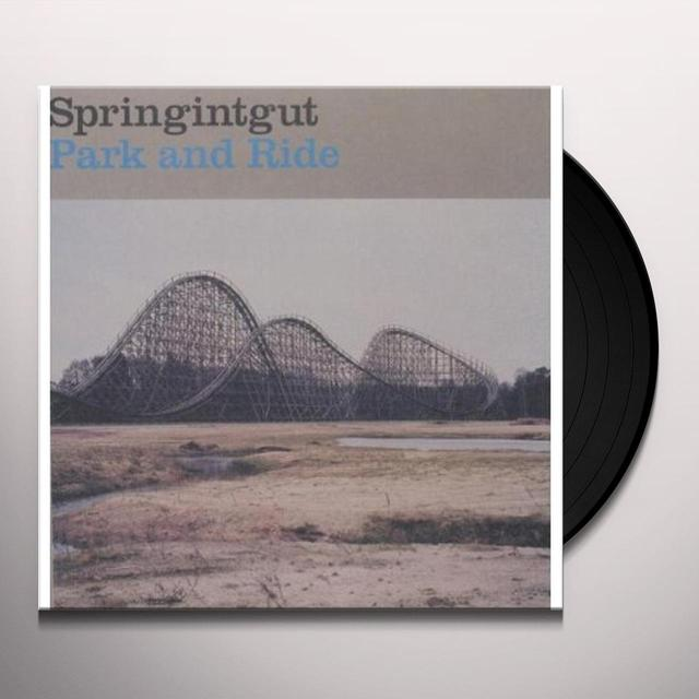 Springintgut PARK & RIDE Vinyl Record