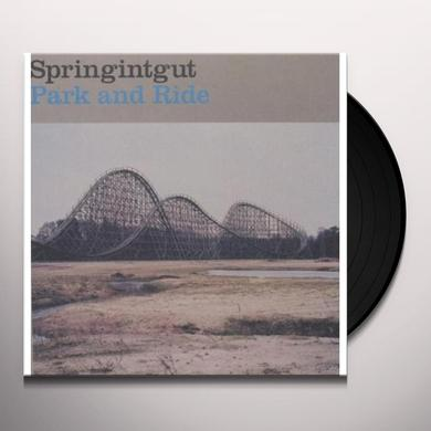 Springintgut PARK & RIDE Vinyl Record