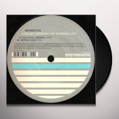 Ripperton SKILIFT UPSTAIR THE SLEEPING CITY (EP) Vinyl Record