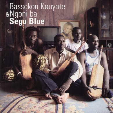 Bassekou / Ngoni Ba Kouyate SEGU BLUE Vinyl Record