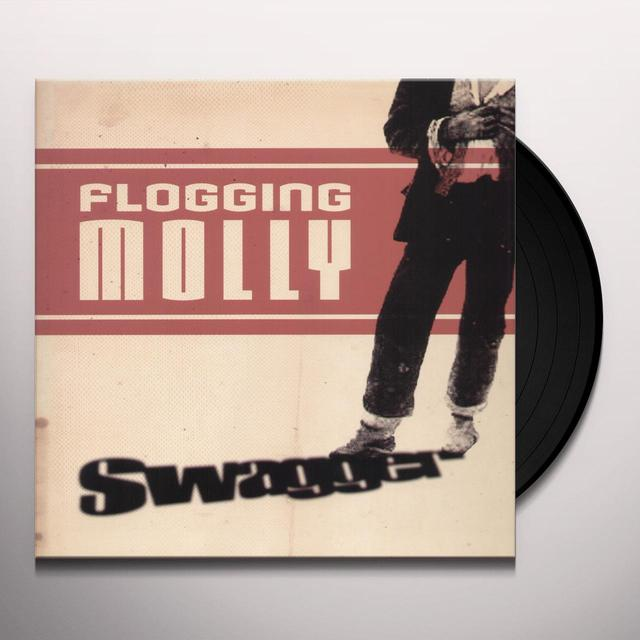 Flogging Molly SWAGGER Vinyl Record - Limited Edition, Reissue