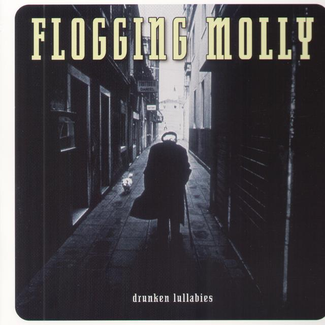 Flogging Molly DRUNKEN LULLABIES Vinyl Record
