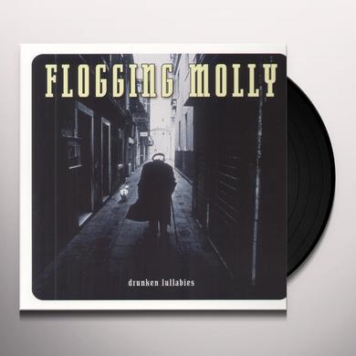 Flogging Molly DRUNKEN LULLABIES Vinyl Record - Limited Edition, Reissue