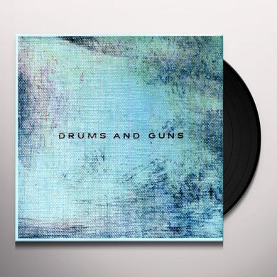Low DRUMS & GUNS Vinyl Record