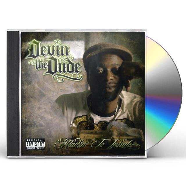 Devin The Dude Waiting To Inhale Cd