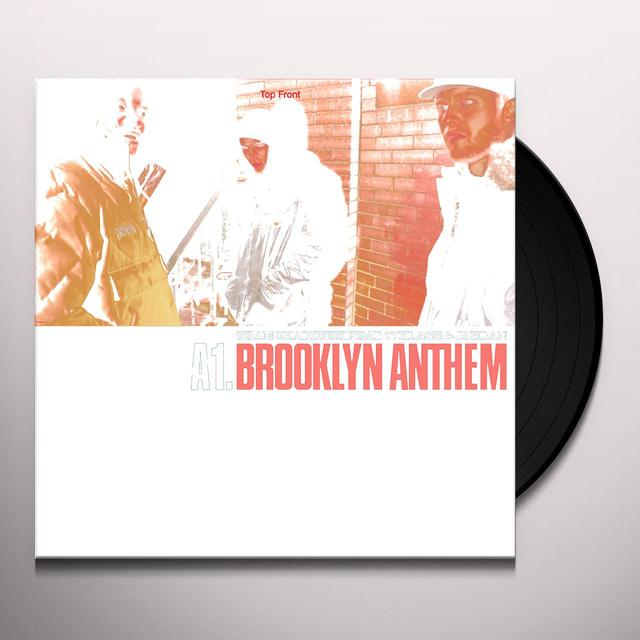 Team Shadetek BROOKLYN ANTHEM Vinyl Record