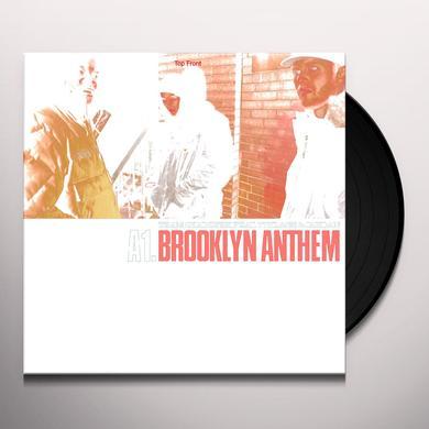 Team Shadetek BROOKLYN ANTHEM Vinyl Record