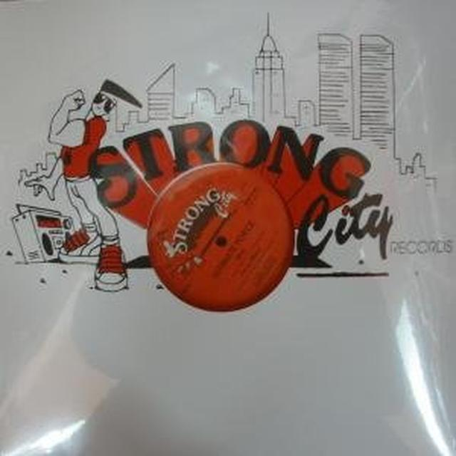 Ultimate Force GIRLS / I'M IN EFFECT / SUPREME DIAMOND D Vinyl Record