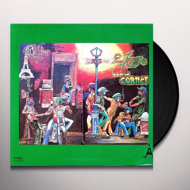 Prince Jazzbo ITAL CORNER Vinyl Record