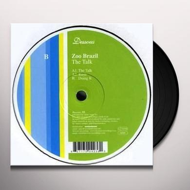 Zoo Brazil TALK Vinyl Record