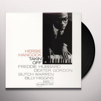 Herbie Hancock TAKIN OFF (Vinyl)