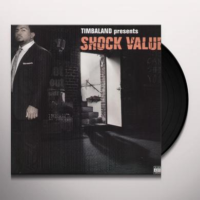 TIMBALAND PRESENTS SHOCK VALUE Vinyl Record
