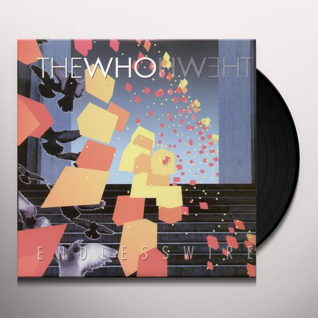 Who ENDLESS WIRE Vinyl Record