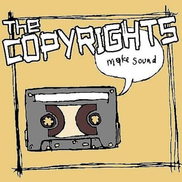 The Copyrights MAKE SOUND Vinyl Record