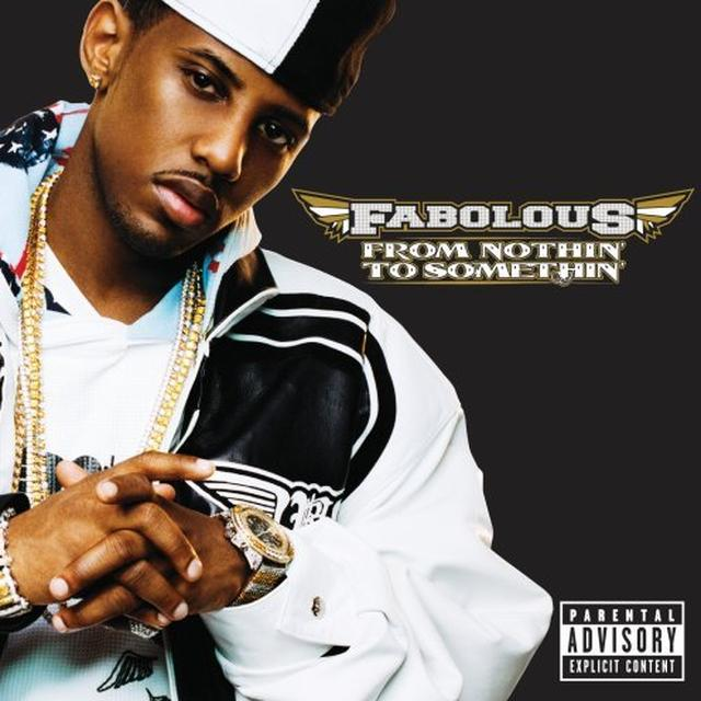 Fabolous FROM NOTHIN TO SOMETHIN Vinyl Record