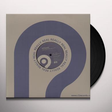 N'Dambi CAN'T CHANGE ME Vinyl Record - Remix