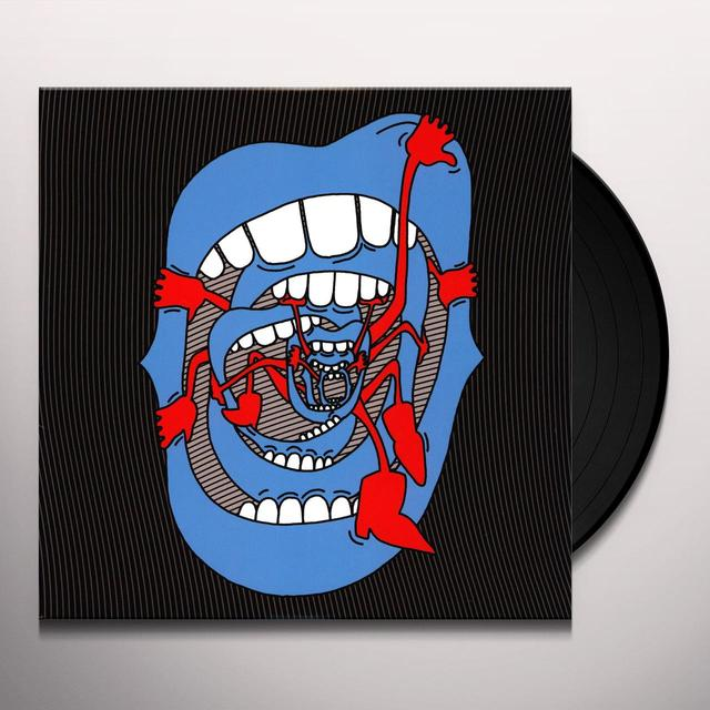 Audion MOUTH TO MOUTH REMIXES Vinyl Record