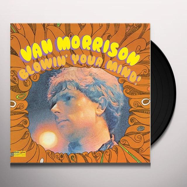 Van Morrison BLOWIN YOUR MIND! Vinyl Record
