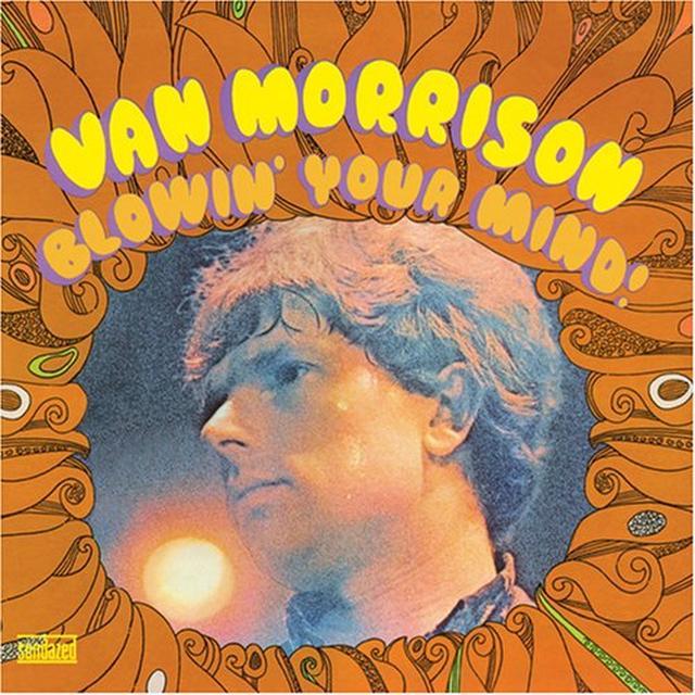 Van Morrison BLOWIN YOUR MIND! Vinyl Record
