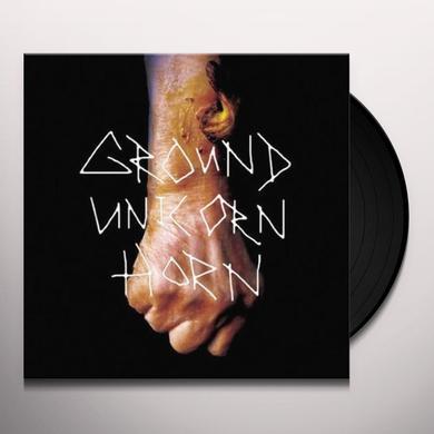 Ground Unicorn Horn DAMN I WISH I WAS FAT Vinyl Record