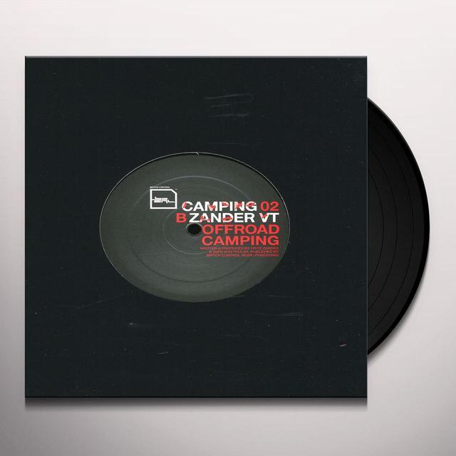 CAMPING 3 2/3 / VARIOUS (EP) Vinyl Record