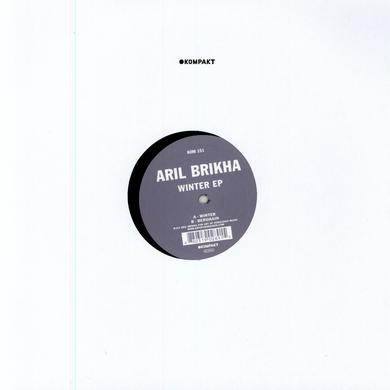 Aril Brikha WINTER EP Vinyl Record